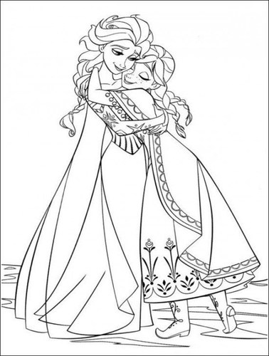 Coloring Pages - Free Coloring pages